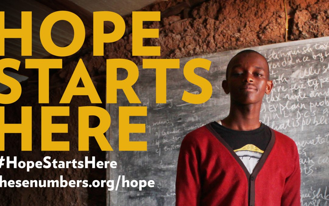 CHANGED BY HOPE: JEAN PAUL'S STORY