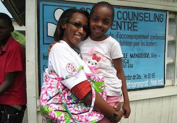 HEALING HEARTS IN THE DR CONGO: EDDYNE'S INTERNSHIP