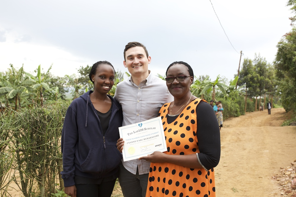 AMAZON, LAB126 OFFER JEANNE D'ARC INTERNSHIP OF HER DREAMS