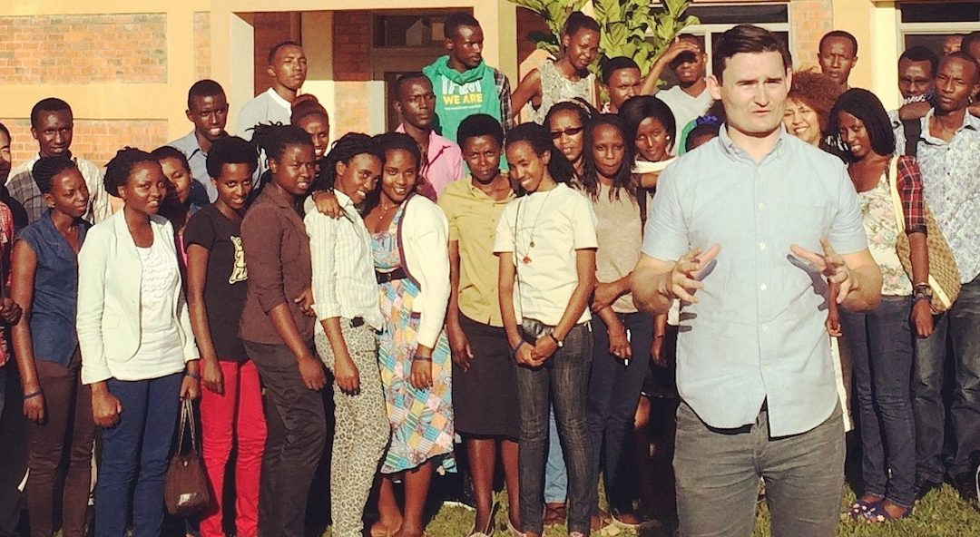 REPRESENT! OUR FIRST STUDENT LEADER ELECTION