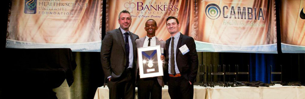 WE WON THE INNOVATION IN CORPORATE PHILANTHROPY AWARD!