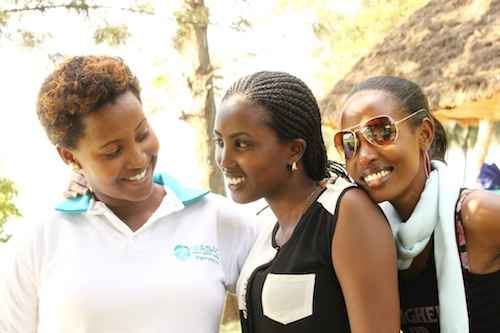 THE NEW LEADING LADIES OF OUR RWANDA TEAM